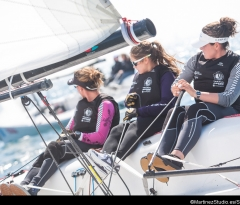 "Támara Echegoyen: ""The 49er FX is a new challenge and the opportunity to continue learning"""