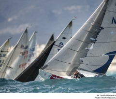 2.4 fleet in action in El Arenal