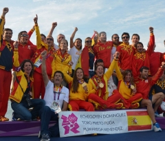 Tomorrow, conference by the Xiquitas Team and Iker Martínez about their Olympic success