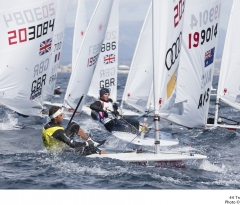 Finals heat up racing in Palma