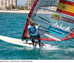 "Marina Alabau: ""The Sofia Mapfre is my favourite regatta"""