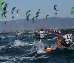 NOR posted and online entry activated for Kiteboarding