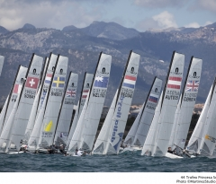 Sailors ready for finals in Palma